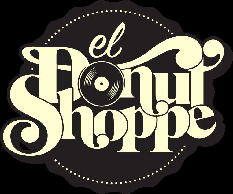 Vinyl Record Store Washington DC and Orlando FL - Uncle Tony's Donut Shoppe - Logo